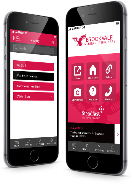 Brookvale Brokerapp